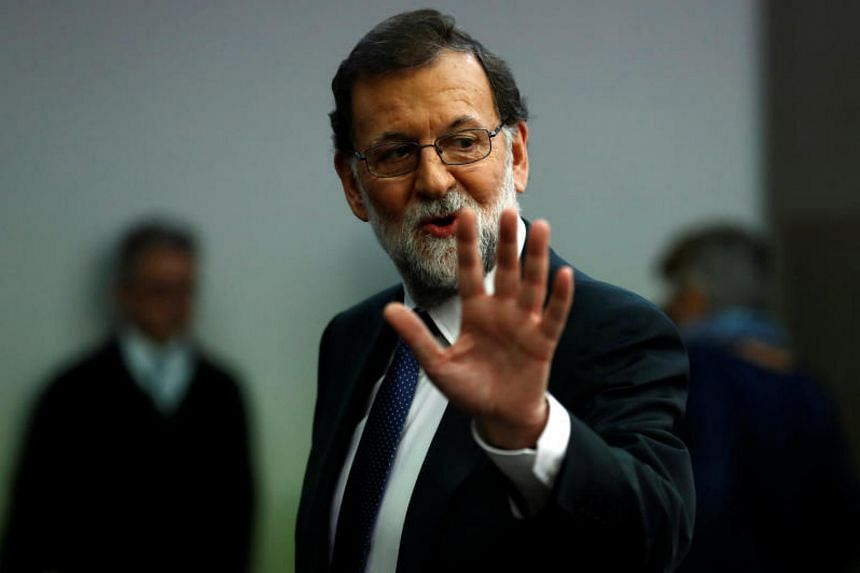 Spain's Prime Minister Mariano Rajoy said his government had taken this unprecedented decision to restore the law, make sure regional institutions were neutral, and to guarantee public services and economic activity.