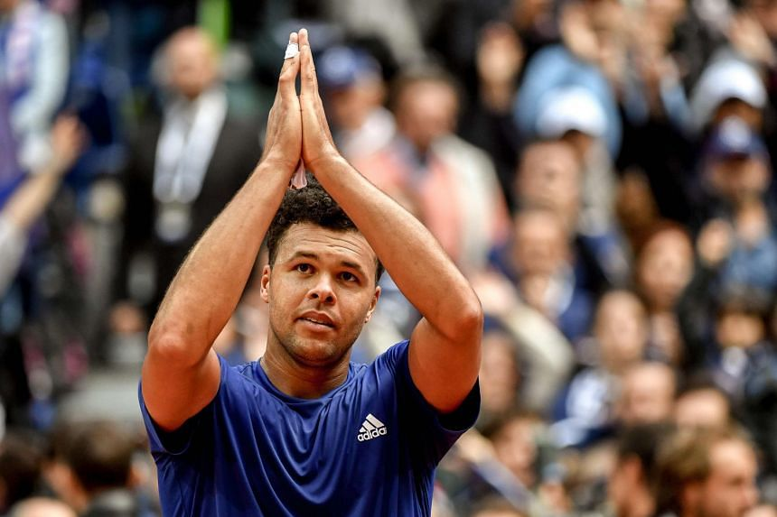 The Antwerp ATP final will be Tsonga's first final in five months.