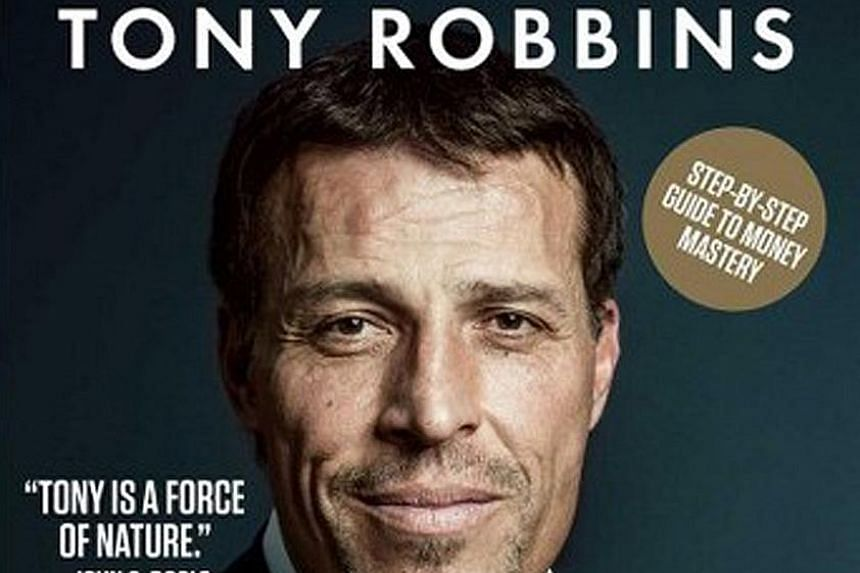Unshakeable: Your Financial Freedom Playbook By Tony Robbins with Peter Mallouk.