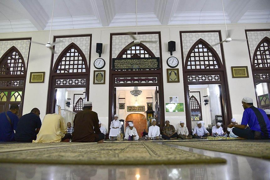 Dr Yaacob said mosques are in a unique position to shape perceptions about Muslims and ensure myths about Islam are dispelled.