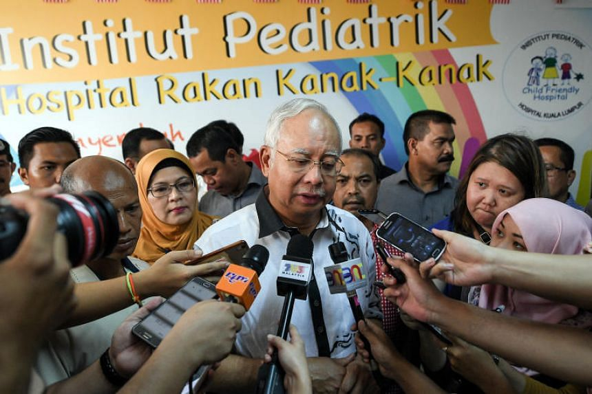 Malaysian Prime Minister Najib Razak has spoken out against Muslim-only launderettes, saying that such exclusivity is wrong.