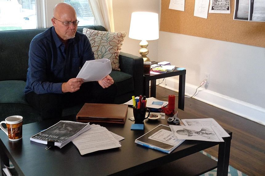 Retired trial lawyer Jeff Mudgett (above) attempts to identify the victims of his great-great-grandfather H.H. Holmes in American Ripper (right), a new History channel documentary series he hosts.