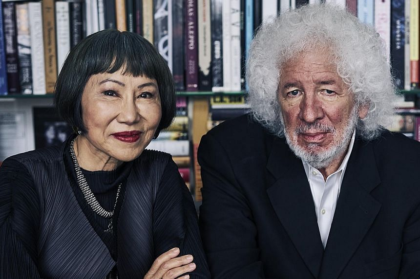 Best-selling author Amy Tan would probably not have written a memoir if not for the gentle persuasion of her editor, Daniel Halpern.