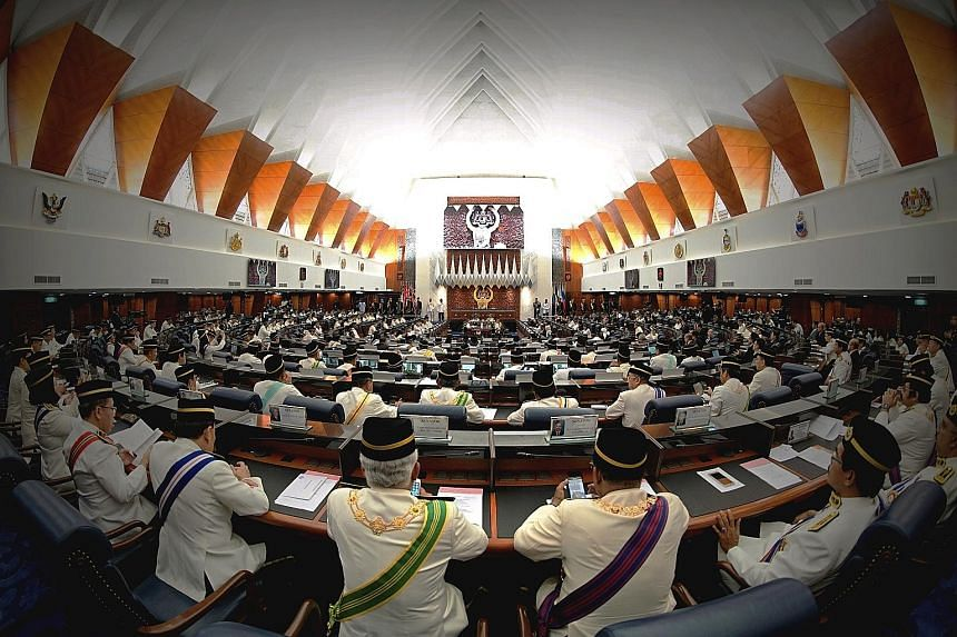 Malaysia's Parliament begins its six-week session today, ahead of the general election which is expected to be called in the next five months.