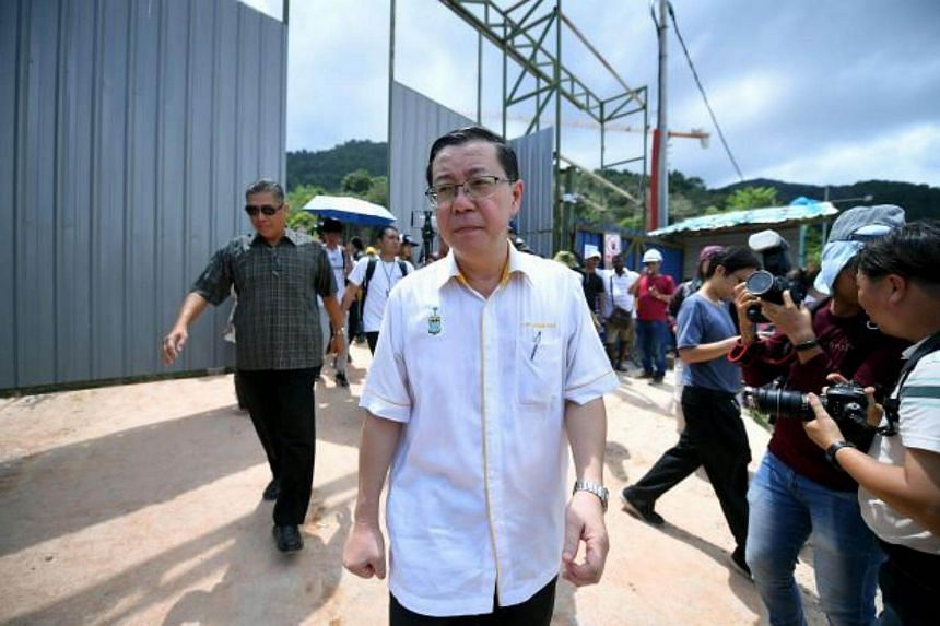 The cause of the tragedy was more likely due to human error than natural phenomenon, according to Penang Chief Minister Lim Guan Eng.