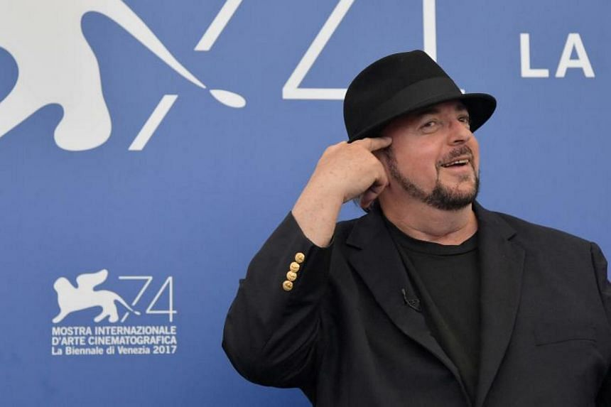 Director James Toback attends the photocall of the movie The Private Life of a Modern Woman at the 74th Venice Film Festival on Sept 3, 2017.