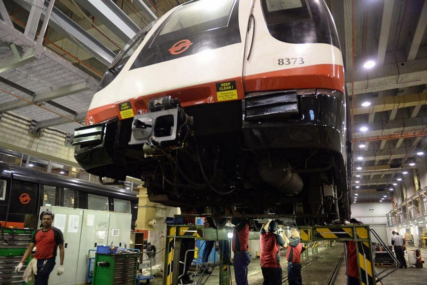SMRT will also require more engineers in the lead up to the opening of the Thomson-East Coast Line, which opens from 2019, and which it won a contract to operate.