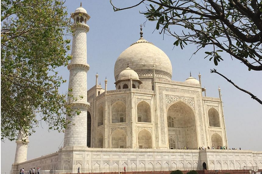 The Taj Mahal is now mired in controversy after several politicians from the ruling Hindu nationalist Bharatiya Janata Party (BJP) argued that it had no place in the country's heritage because it was built by a Muslim ruler.