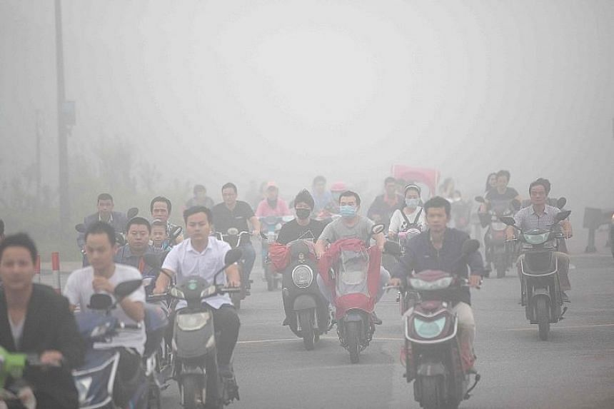China has been cracking down on big industrial polluters in order to reverse the damage done to its skies, rivers and soil by more than three decades of breakneck growth.
