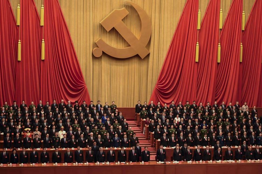 """Chinese President Xi Jinping's heavily promoted """"Belt and Road"""" infrastructure project was an unexpected inclusion in the Communist Party's constitution."""