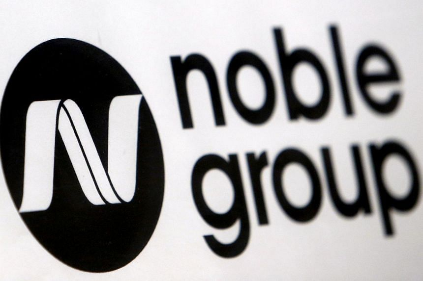 Noble said it agreed to sell most of its global oil liquids business to Vitol Group.