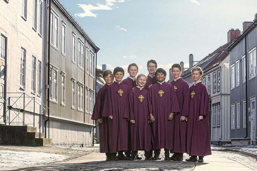 The 900-year-old Nidarosdomens Guttekor (Nidaros Cathedral Men And Boys Choir), which is Norway's oldest men and boys choir are known for their wide repertoire which ranges from Gregorian chants to contemporary music, as well as traditional and cla