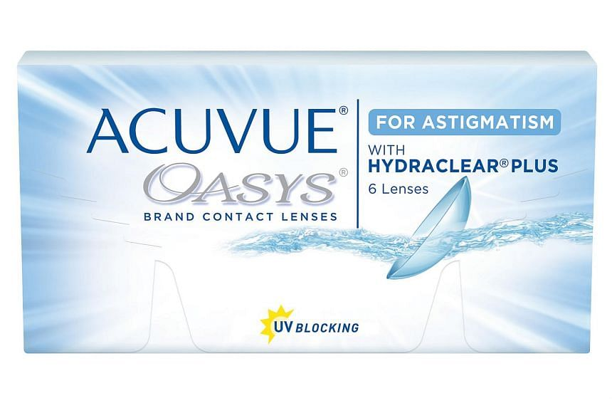 "Several boxes of Acuvue Oasys for Astigmatism were recalled over ""off power"" lenses which may cause blurry or distorted vision."