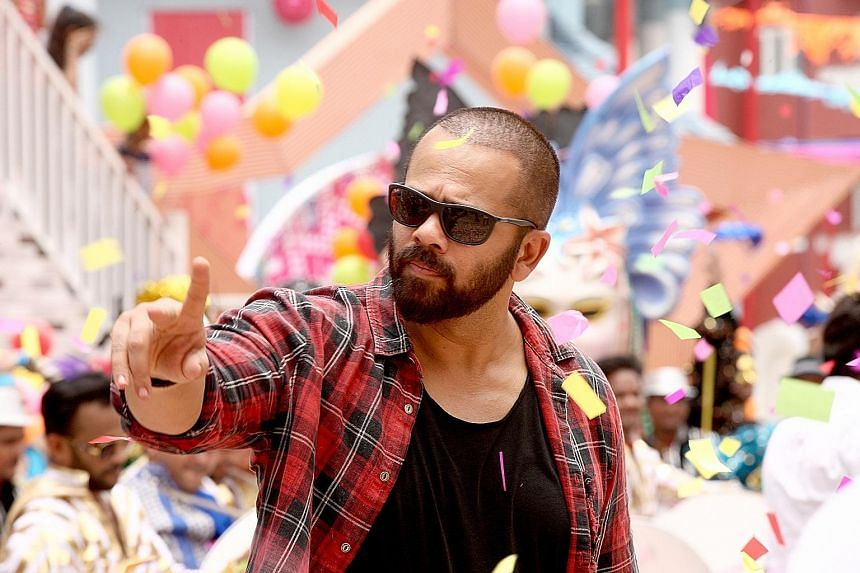Aside from Golmaal Again, director Rohit Shetty is also responsible for some of the highest-grossing films in Indian cinema, such as Chennai Express (2013) and Dilwale (2015).
