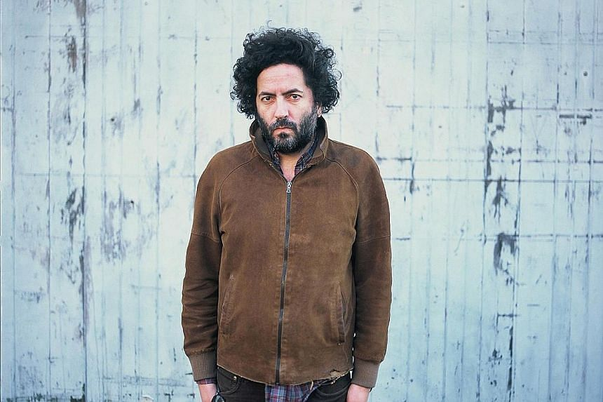 Destroyer is the stage name of Canadian musician Dan Bejar (above).