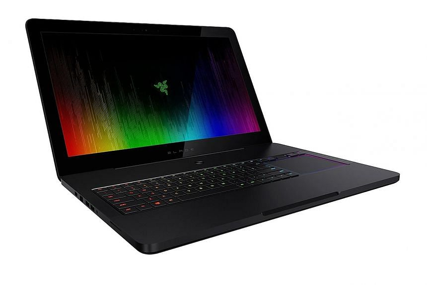 The highlight of the latest Razer Blade Pro is the 4K touchscreen, said to be calibrated for accurate colour reproduction by THX.