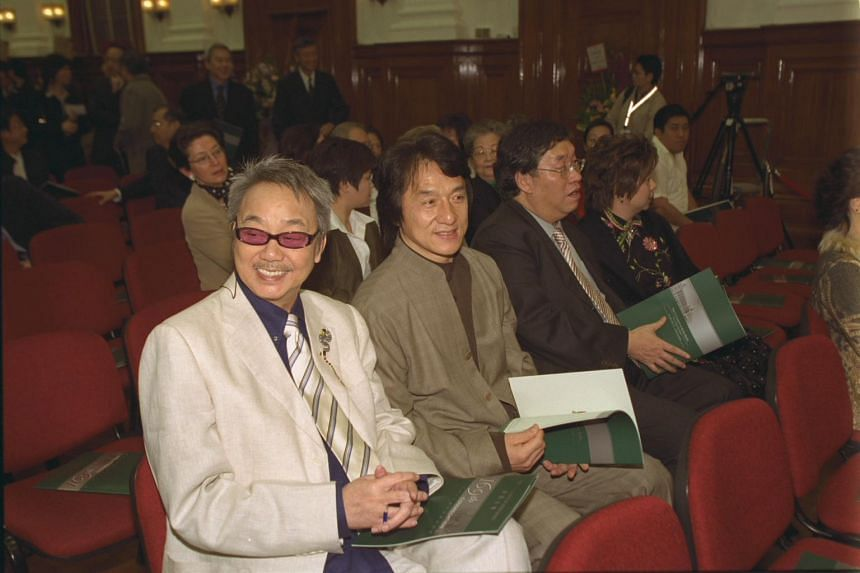 Willie Chan, film producer and manager who represented stars like Maggie Cheung and Jackie Chan, died on Monday night aged 76.