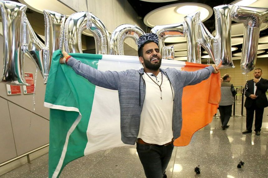 Ireland welcomes home student Ibrahim Halawa, cleric's son who ...
