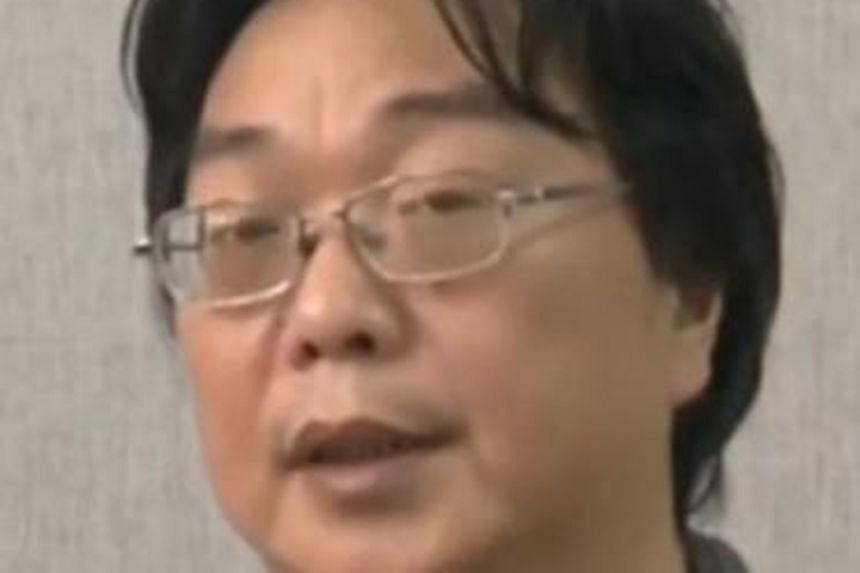 Mr Gui Minhai was freed on Oct 17, said Beijing. He had been detained at an undisclosed location in China since 2015.