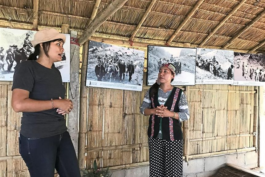 The villagers of Doi Pha Mee are always keen to share the story of the late King Bhumibol Adulyadej's visit and the legacy he left behind for them. There is a special hut in the village that displays old photographs of that special day.