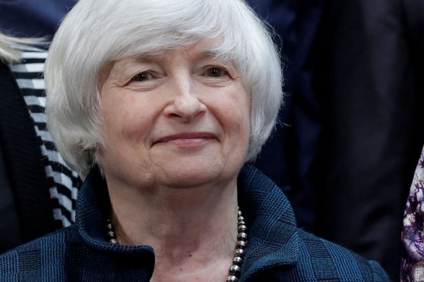 Trump would be bucking conservatives in his own party if he opts to reappoint Yellen (above).