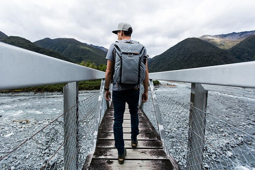 The Everyday Backpack by Peak Design is a Kickstarter-funded pack with lots of clever features.