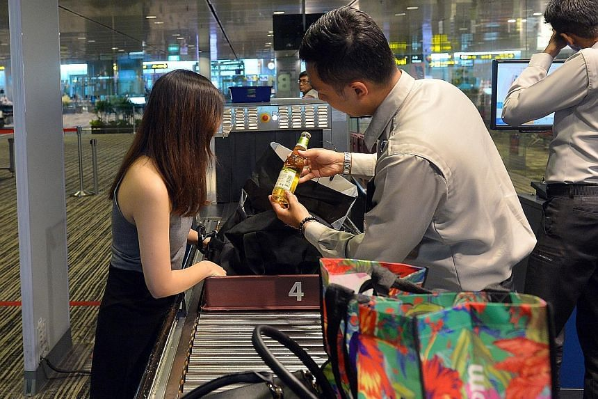 The tighter security screening for all passengers bound for the US on non-stop flights is in line with new guidelines set by the country in July. Airlines were given 120 days to comply with the new rules, with the deadline being yesterday.