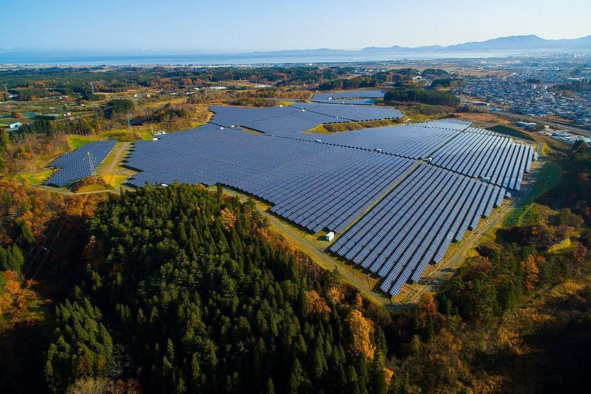 Singapore-headquartered Equis Energy is the largest renewable energy independent power producer in the Asia-Pacific, with over 180 assets comprising solar, wind and hydro generation spread across countries including Australia, Japan (above), India an
