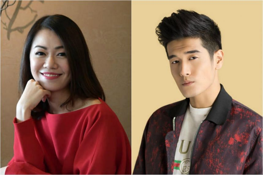 Joanna Dong and Nathan Hartono have both made it to the finals of popular singing television reality show Sing! China this year and last year.