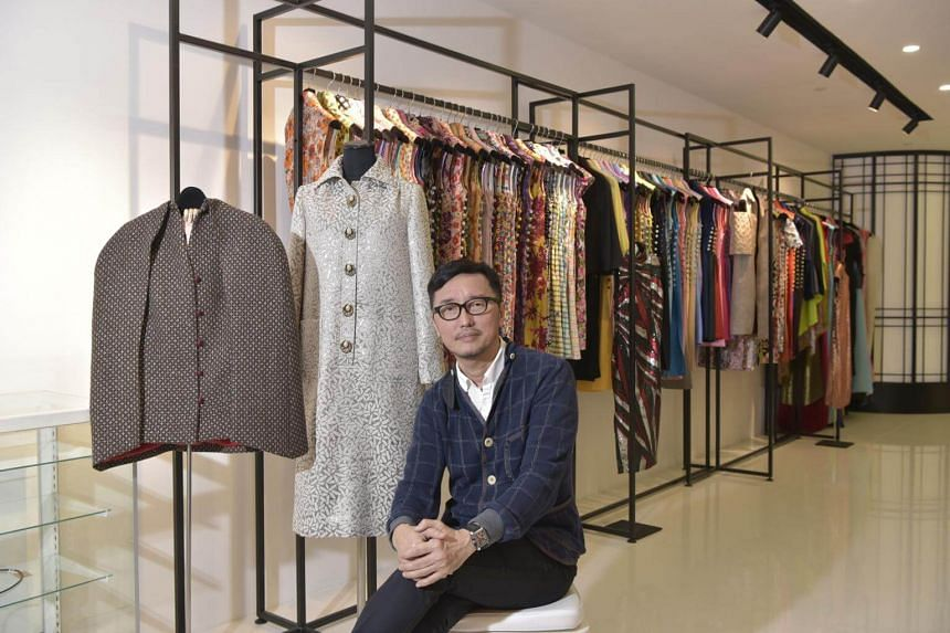 Local designer Lai Chan will be opening Singapore Fashion Week on Oct 26 with his Spring/Summer 2018 collection in partnership with Her World.