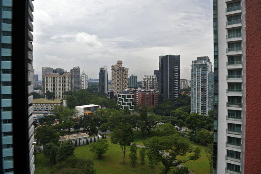 Leonie Gardens, one of the latest condominiums to be sold en bloc.