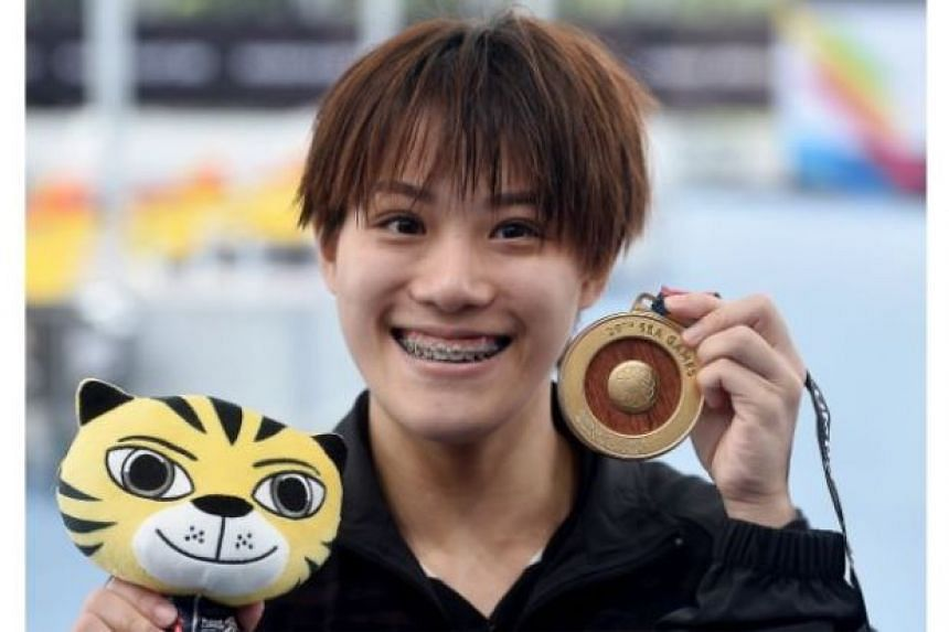 Malaysian diver Wendy Ng Yan Yee will have to return the gold medals she won at the SEA Games after failing a doping test.