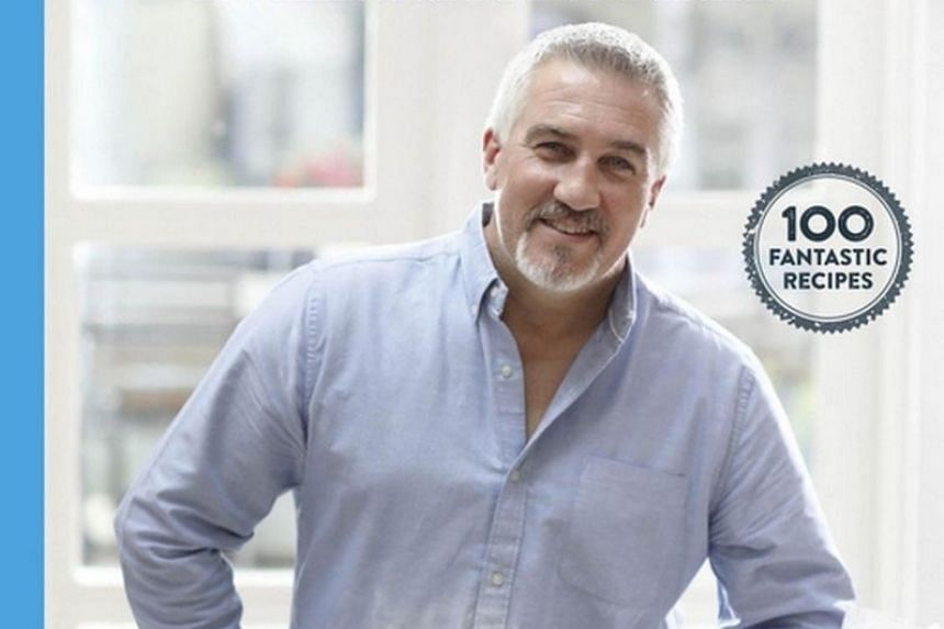 Paul Hollywood's new book contains 100 recipes from his 30-year career as a baker. PHOTO: BLOOMSBURY