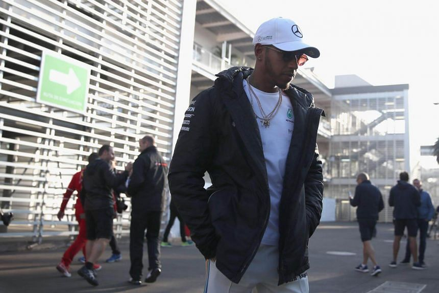Lewis Hamilton is in the form of his life, winning five of the last six races to build up a 66-point advantage over Ferrari's Sebastian Vettel with three rounds remaining.