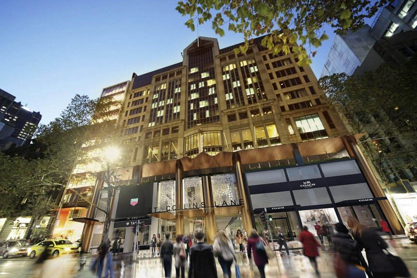 The higher takings were boosted by the additions of Novotel Melbourne on Collins and Maritim Hotel Dresden.
