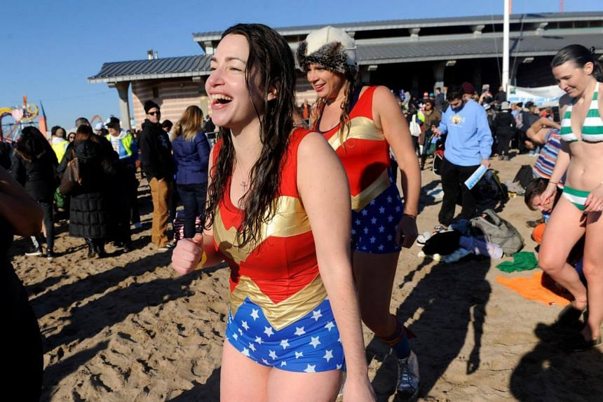 Customers have been buying costumes of strong female characters since about two years ago, with Wonder Woman leaping into the lead after the release of the movie this year.