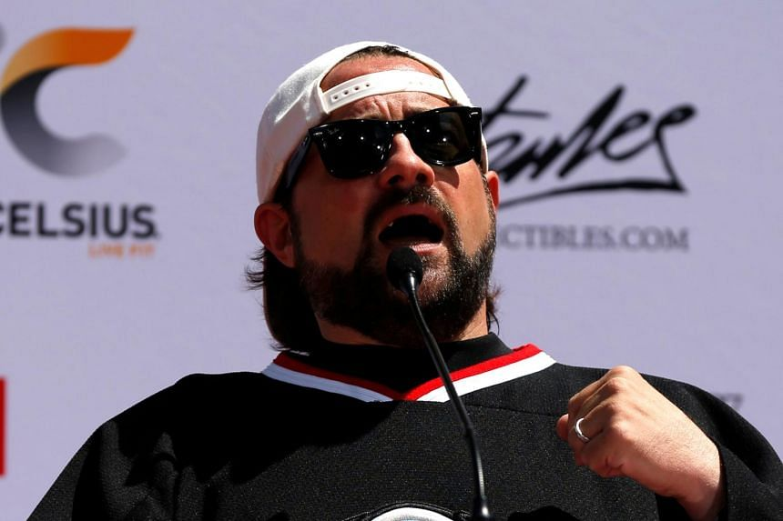 Director Kevin Smith is one of many celebrities who issued a statement about Harvey Weinstein.