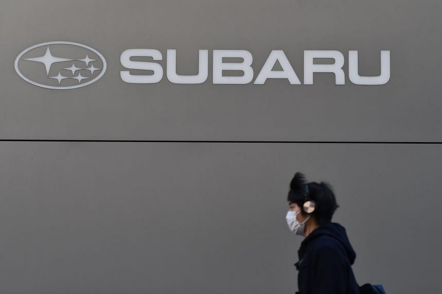 """A Subaru spokesman in Tokyo declined to comment on the reports and said the carmaker is """"still conducting an internal investigation"""" into the matter."""