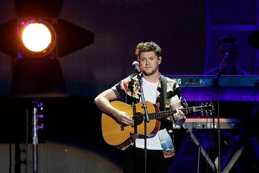 Niall Horan's show is part of a global tour to promote the album that also includes other regional stops in Tokyo and Manila.