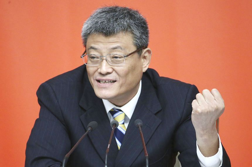 China's Vice-Minister of Supervision, Mr Xiao Pei, says the country will remain unrelenting in fighting corruption.