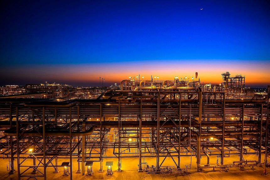 The Manifa oilfield belonging to national oil firm Saudi Aramco. The Saudi Crown Prince's surprise announcement about the listing of Neom, a 26,500 sq km zone that will extend into Jordan and Egypt, is the latest and most extraordinary in a slate of
