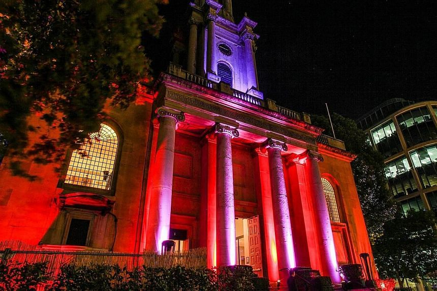 Built in 1828 to the designs of Sir John Soane to celebrate the defeat of Napoleon, Number One Marylebone in London has been used as offices and a venue for fashion shows.