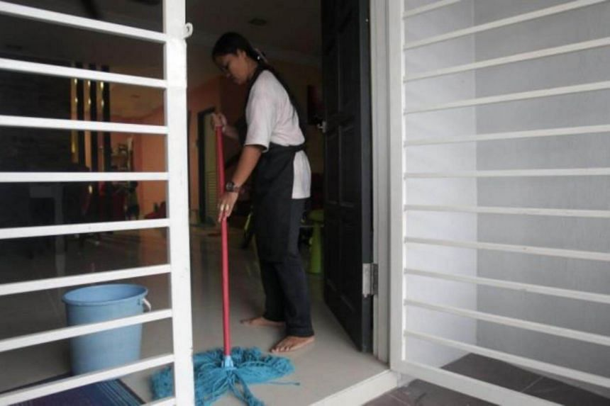 The new measure introduced under Budget 2018 would allow employers to bypass agents and engage maid service providers from nine source countries.