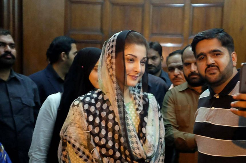 Maryam Nawaz Sharif has been known for years as one of her father's closest advisers, but more recently she has taken a much more public role in the party's leadership.