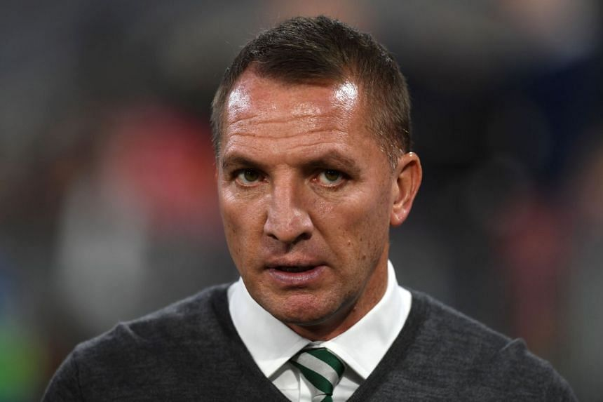 Rodgers (above) feared the worst when he was taken ill in Dubai and thought he was suffering a cardiac arrest.