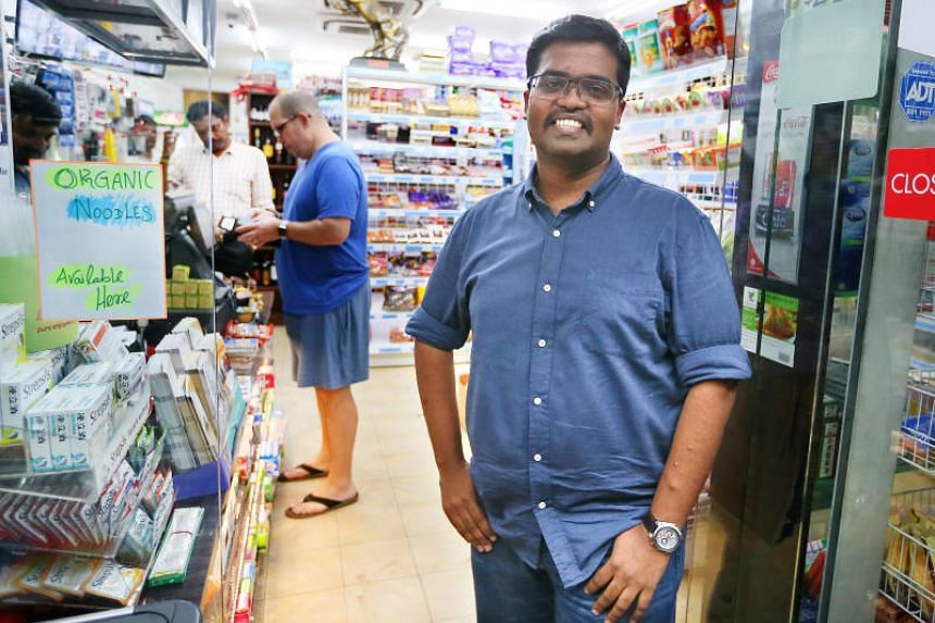 Ashmi Minimart owner AR Dinesh regularly passes on to PA the feedback he hears from customers living in the landed estates and condominiums nearby.