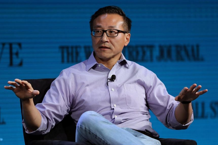 Joseph Tsai can choose to purchase a controlling interest in the Nets after four years, but not necessarily 100 per cent ownership.