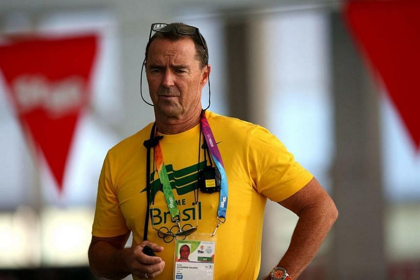 Controversial coach Scott Volkers of Australia was arrested at his Queensland home, on Oct 27.