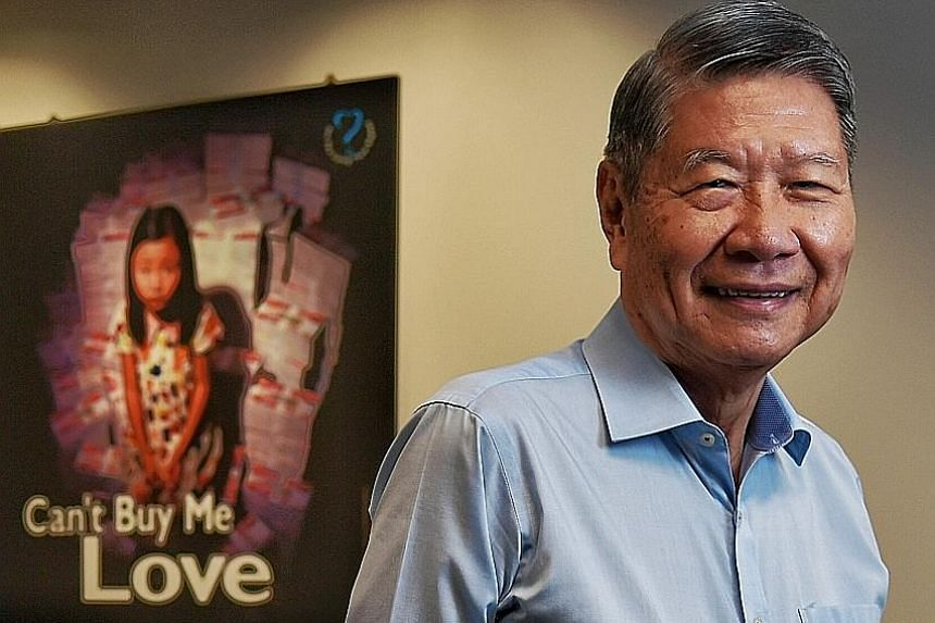 Mr Koh Choon Hui joined Singapore Children's Society in 1976 and took up the post of chairman two years later. His love for children and his belief in continuing to do the right thing despite the challenges has kept him going for 40 years.