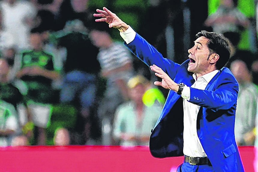 Marcelino Garcia Toral has taken Valencia to second spot in LaLiga after their years of struggle under a procession of coaches. The Spaniard's reputation for discipline and attention to detail is legendary.